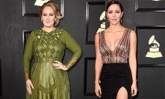 7 sao mặc đẹp tại Grammy 2017