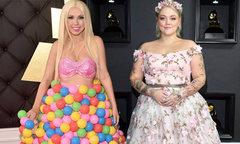 10 sao bị chê mặc xấu tại Grammy 2017