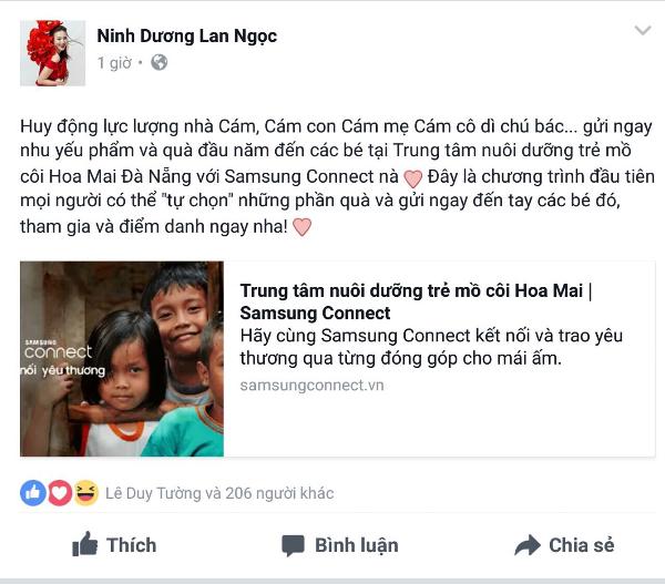 Đông Nhi, Ông Cao Thắng kêu gọi fan tặng quà cho trẻ mồ côi - ảnh 3