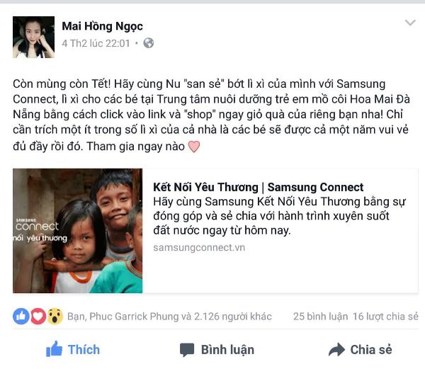 Đông Nhi, Ông Cao Thắng kêu gọi fan tặng quà cho trẻ mồ côi - ảnh 2
