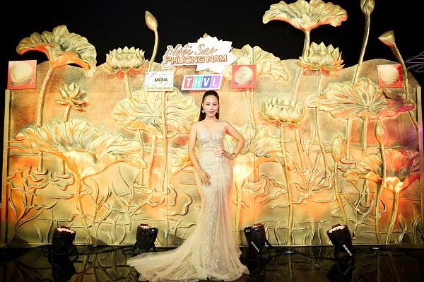 MC Đỗ Phương Thảo quyến rũ tại sự kiện ra mắt gameshow - ảnh 1