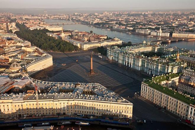 Vẻ quyến rũ của Saint Petersburg - Venice vùng phương Bắc