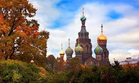 Vẻ quyến rũ của Saint Petersburg - Venice của vùng phương Bắc