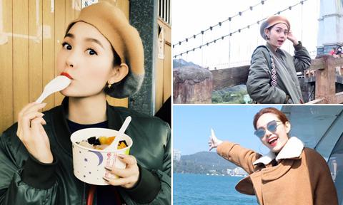 Minh Hằng và 8 trải nghiệm ngon, bổ, sành điệu ở Đài Loan