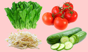 10 loại rau, củ quen thuộc dễ chứa nhiều hóa chất