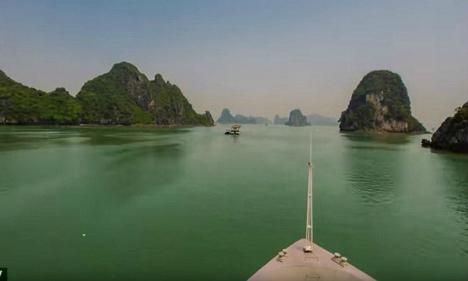 Du lịch khắp châu Á trong hai phút bằng video đẹp mê hồn