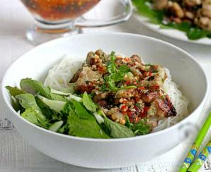 6 món thịt, cá nướng lá thơm nức mũi