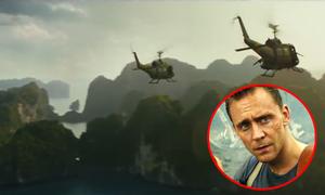 Video quảng bá du lịch Quảng Bình qua phim Kong: Skull Island