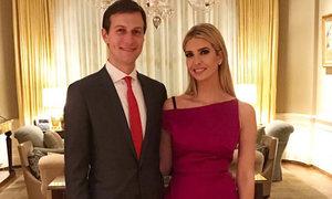 Ivanka Trump trái lời bố, mặc đầm Pháp 3.000 USD dự họp quốc hội