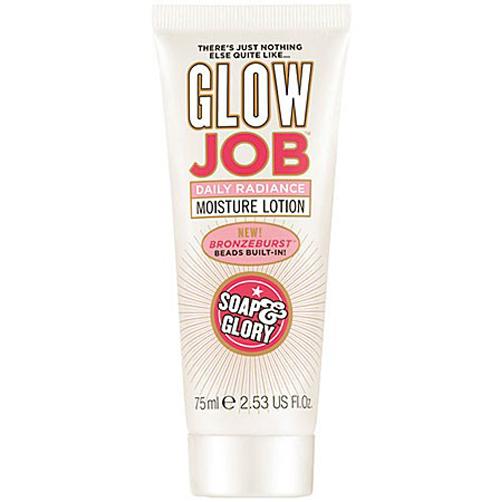 Sản phẩm kem dưỡng của Soap & Glory mang một cái tên gợi lên nhiều trí tò mò: Glowjob.
