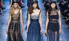 Nét sexy trong thiết kế thanh lịch của Dior