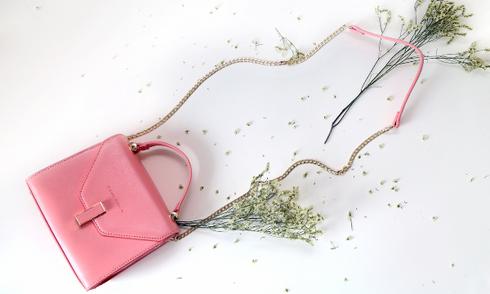 Mix đồ phong cách cùng túi xách Sablanca