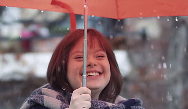 Mélanie Ségard sẽ chính thức xuất hiện trong vai trò MC thời tiết vào ngày 27/3 tới. Ảnh: