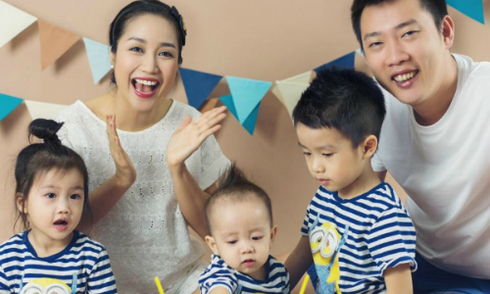 Bí quyết giữ da trắng hồng của Ốc Thanh Vân sau tuổi 30