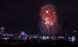 Mùa hè sôi động với lễ hội pháo hoa quốc tế Đà Nẵng