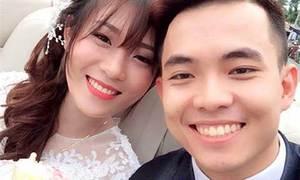 Hai cặp câm điếc xinh tươi trong ngày cưới