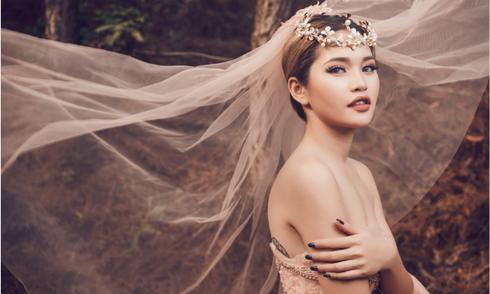 Cô dâu đẹp cuốn hút dưới ống kính của Triệu Cường Studio