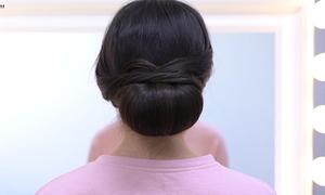 10 kiểu tóc búi giúp nàng làm đẹp trong mọi hoàn cảnh