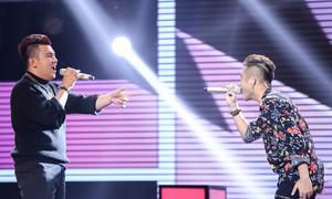 Tuấn Phong - Huy Hoàng hát 'Ngày hôm qua'