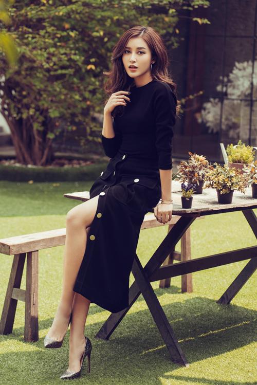Stylist: Đinh Thành Long Photo: Trí Nghĩa Makeup: Hiwon