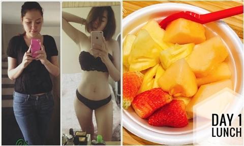 8X Hà Nội 'lột xác' sau 7 ngày ăn theo chế độ General Motor Diet