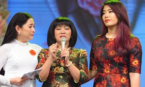 Cẩm Vân vẫn sợ hãi khi nhớ lại tai nạn khiến con gái bị liệt