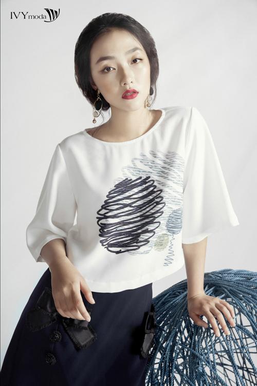 Phái đẹp có thể làm mới phong cách của bản thân với sơ mi trắng thiết kế đầy cá tính.
