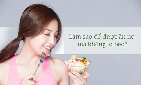8 bí quyết của người ăn bao nhiêu cũng không béo