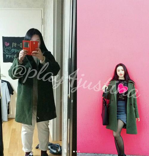 Jinni, 9X người Hàn Quốc đã khiến mạng xã hội dậy sóng khi chia sẻ hành trình giảm cân của mình.