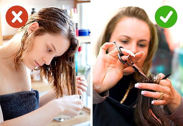 Sản phẩm trị tóc chẻ ngọn