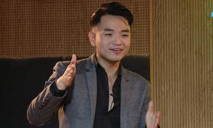 Phạm Hồng Phước: 'Tôi luôn nhớ tới Hương Giang Idol'