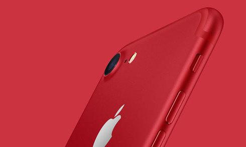 iPhone 7 và 7 Plus có thêm phiên bản màu đỏ