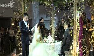 'Hợp đồng hôn nhân' của MC Thành Trung