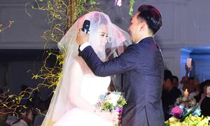 Thành Trung cho phép vợ không ôm mình 5 ngày trong 1 tháng