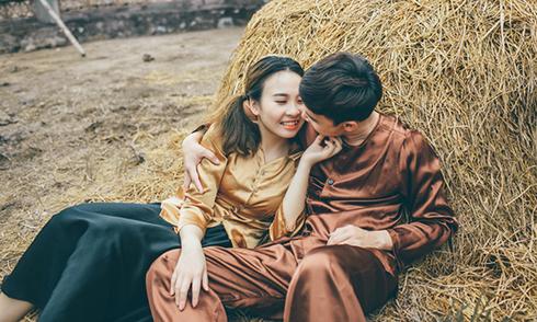 Bộ ảnh cưới 'Thị Nở - Chí Phèo' của cặp đôi Thanh Hoá