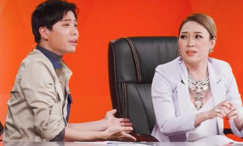 Sao Việt 'sửa lưng' nhau gay gắt trên ghế giám khảo