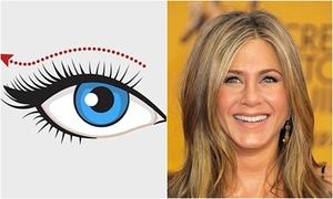 Mẹo kẻ eyeliner hợp với từng dáng mắt như các mỹ nhân Hollywood