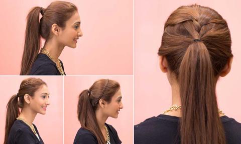 4 biến tấu giúp kiểu tóc đuôi ngựa bớt nhàm chán