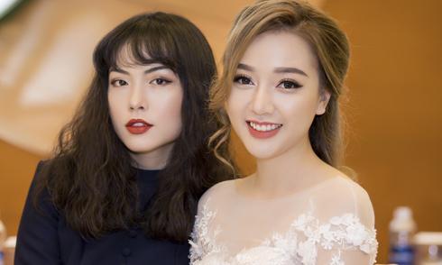 'Bản sao' Tăng Thanh Hà thân thiết với Băng Di