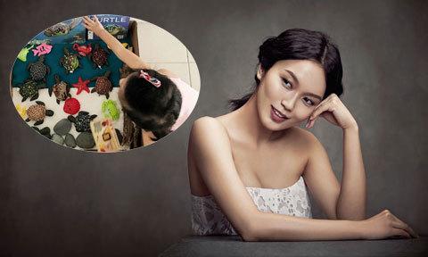 Cách dạy con thông minh của nàng cựu Hoa hậu khiến các mẹ 'phát cuồng'