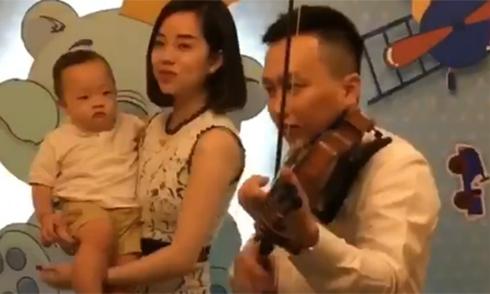 Ly 'Kute' mở tiệc mừng con trai Khoai Tây tròn một tuổi