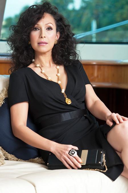 Những người đẹp Việt sở hữu du thuyền triệu đô