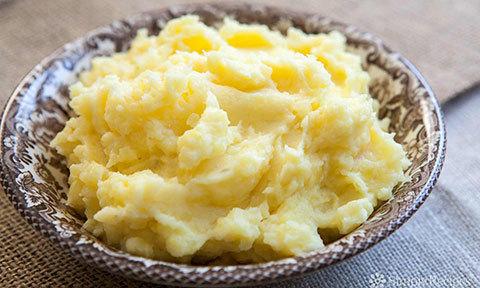 Cách làm khoai tây nghiền ngon mịn
