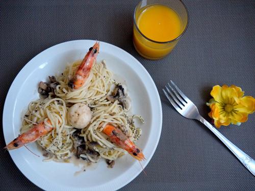 Món ăn đơn giản dễ làm nhưng lại rất ngon và tốt cho sức khỏe. Các bạn hãy thử trổ tài nội trợ với món ăn nước ngoài này nhé.