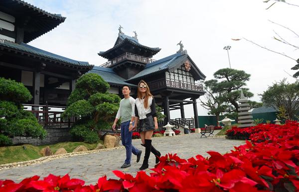Nhật Bản thu nhỏ trong lễ hội Mặt trời mọc tại Hạ Long