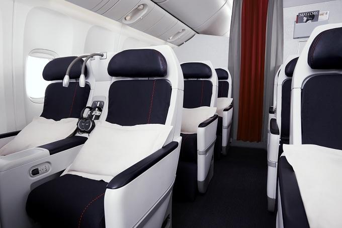 Air France ra mắt ghế mới trên đường bay TP HCM - Paris