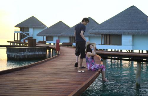 Video ở Maldives của vợ chồng Việt xôn xao cộng đồng phượt thế giới - ảnh 2