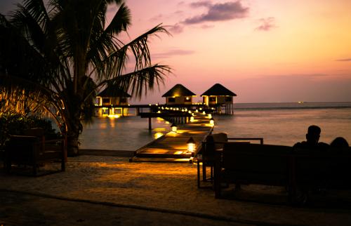 Video ở Maldives của vợ chồng Việt xôn xao cộng đồng phượt thế giới - ảnh 4