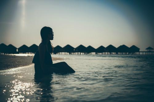 Video ở Maldives của vợ chồng Việt xôn xao cộng đồng phượt thế giới - ảnh 5