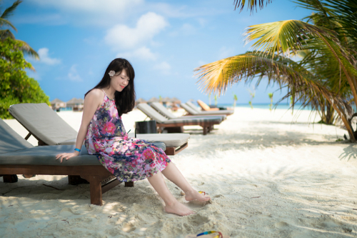Video ở Maldives của vợ chồng Việt xôn xao cộng đồng phượt thế giới - ảnh 7